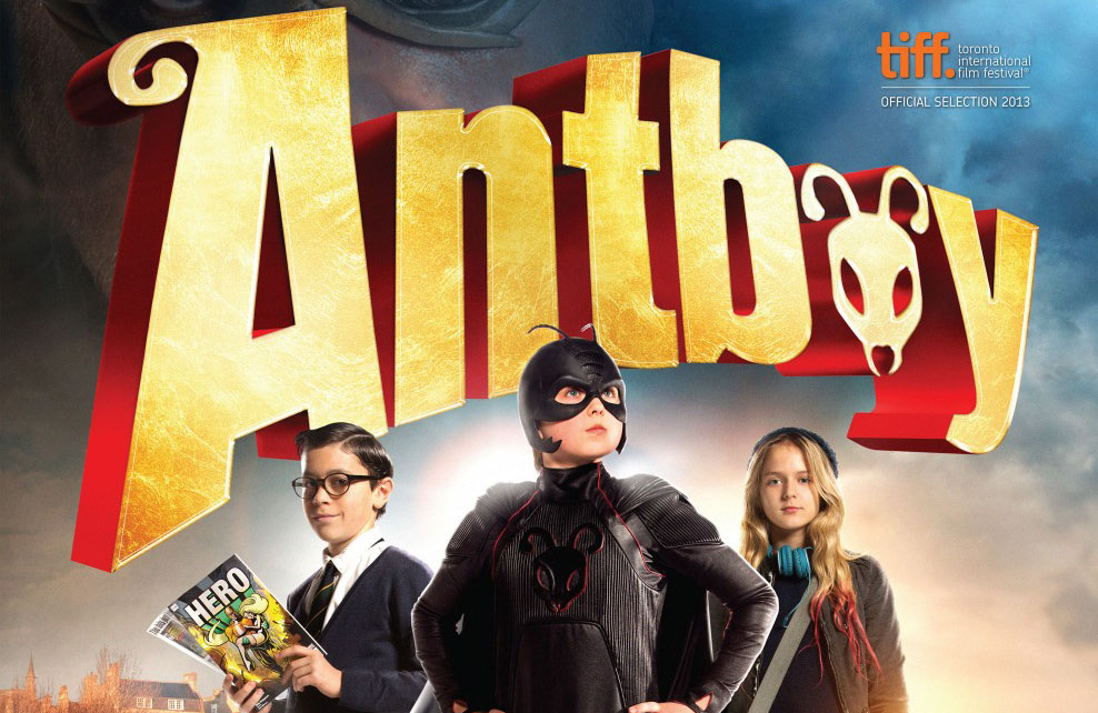 Antboy – Behind The Scenes